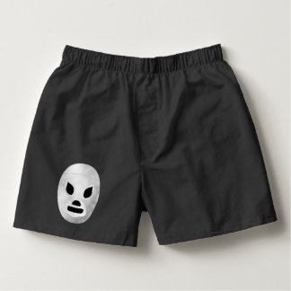 Legendary Mexican Masked Wrestler, Boxer Shorts