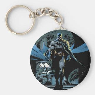 Légendes urbaines de Batman - 1 Porte-clé Rond