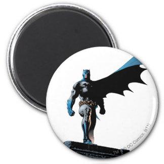Légendes urbaines de Batman - 4 Magnet Rond 8 Cm