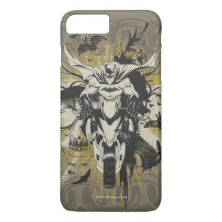 Légendes urbaines de Batman - Batmobile et chaîne Coque iPhone 7 Plus