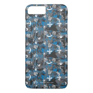 Légendes urbaines de Batman - bleu de motif de Coque iPhone 8 Plus/7 Plus