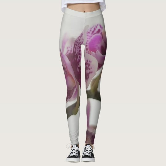 Legging Orchidée