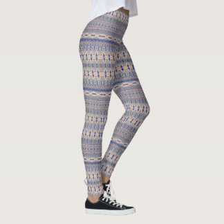 Leggings (50 nuances d'Aztèque gris)