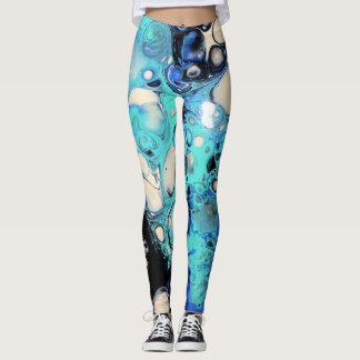 Leggings Abstraction créative
