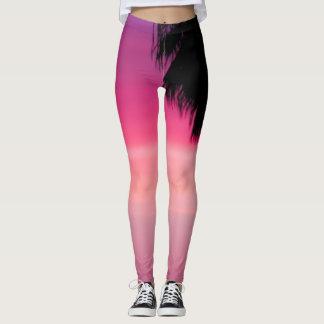 Leggings Arbre rose de Pam