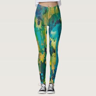 Leggings Art parfaitement imparfait de MaryLea Harris de