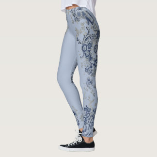 Leggings Banques de marguerite