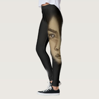 Leggings Beau portrait de femme