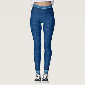 Leggings Blues-jean