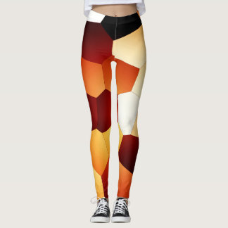 Leggings Chute Brown !