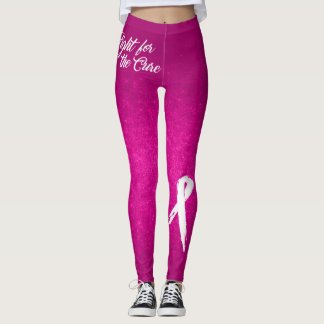 Leggings Combat pour le traitement (conscience de cancer du