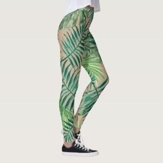 Leggings Conception de jungle