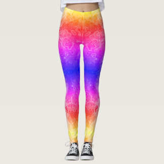 Leggings Conception originale mystique surnaturelle