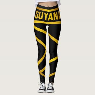 Leggings Emblème de la Guyane