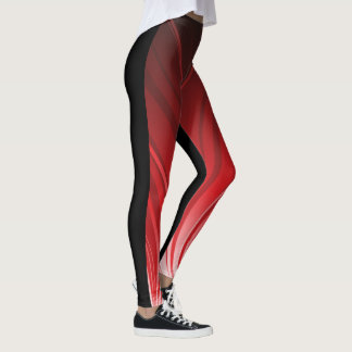 Leggings Face rouge