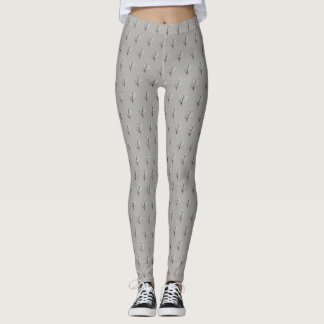 Leggings Feuille dispersé