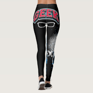 Leggings Fille de geek