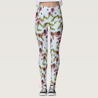 Leggings Fleur de sarrasin