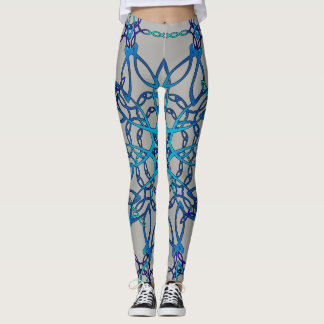 Leggings Flocon de neige d'Ichthus
