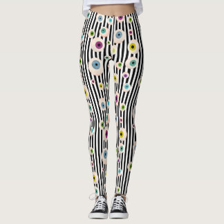 Leggings Globes oculaires