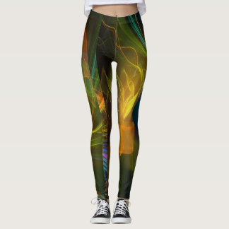 Leggings guêtres 100