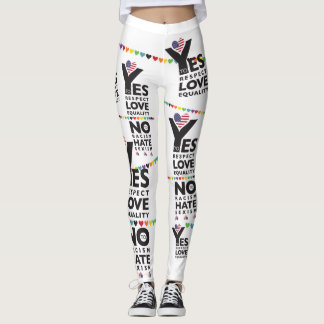 Leggings Guêtres blanches