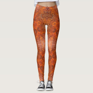 Leggings Guêtres de Brown