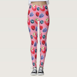Leggings Guêtres de salade de fruits
