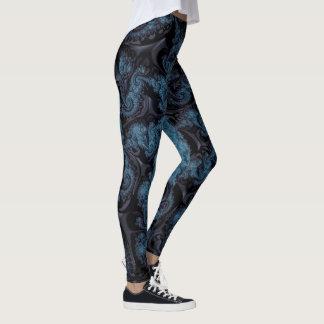 Leggings Guêtres d'image de fractale