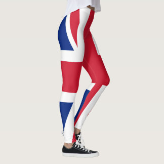 Leggings Guêtres d'Union Jack