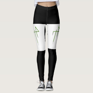 Leggings guêtres losided