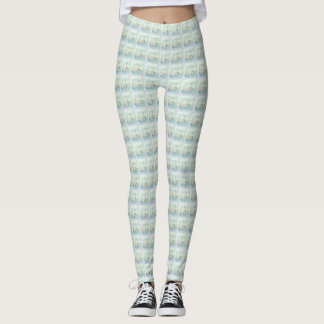 "Leggings guêtres ""perle """