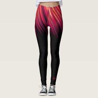 Leggings Jambes de flamme