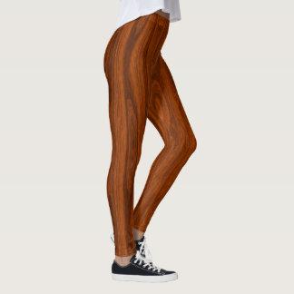 Leggings Jambes en bois