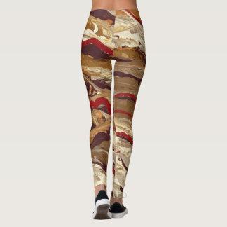 Leggings Jaspe d'image