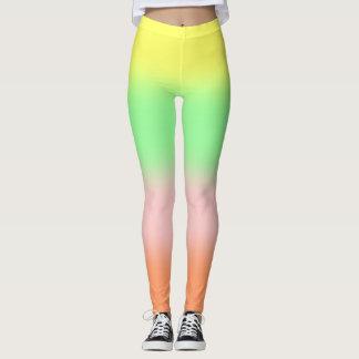 Leggings Jolies guêtres de pastels