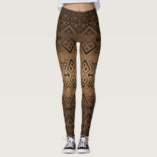 Leggings La loge (Brown)