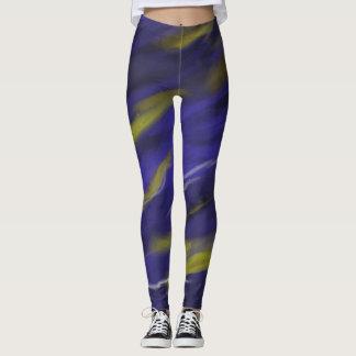 Leggings Lazulite de Lapis