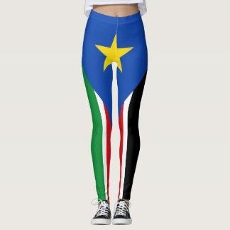 Leggings Le Soudan du sud