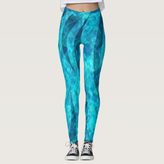 Leggings L'eau de piscine