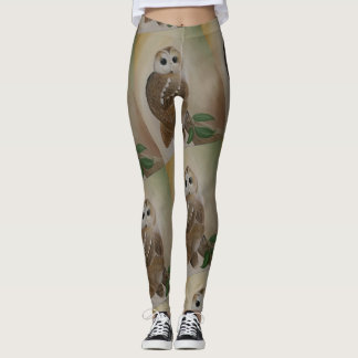 Leggings Leggins de hibou