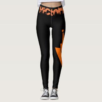 Leggings LLC d'athlétisme de victoire - pantalon de yoga