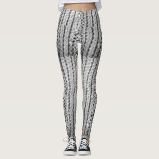 Leggings Motif 4Lian de peau de serpent