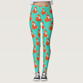Leggings Motif de Fox
