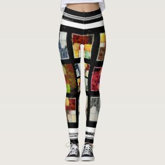 Leggings Pantalon carré
