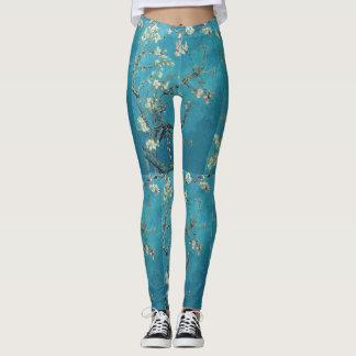 Leggings Pantalon de guêtres de beaux-arts de Van Gogh de
