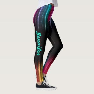 Leggings Pantalon de l'exercice de vos femmes de nom