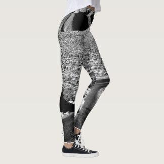 Leggings Pantalon de yoga de route de désert