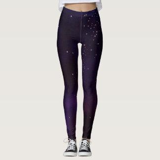 Leggings Pantalon d'espace lointain