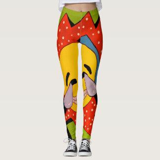 Leggings Pantalon heureux
